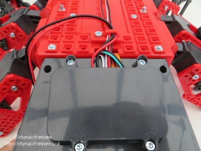 Meccano MeccaSpider cable