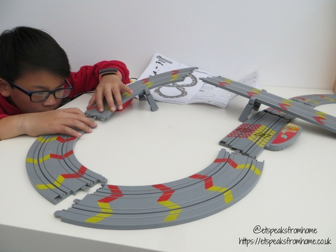 My First Scalextric tracks 8
