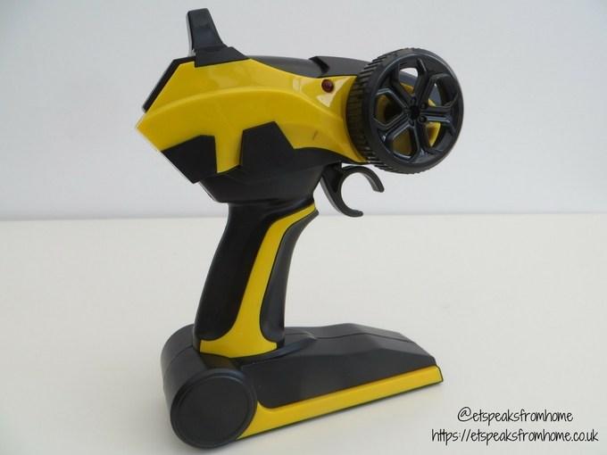Transformers radio control bumblebee controller