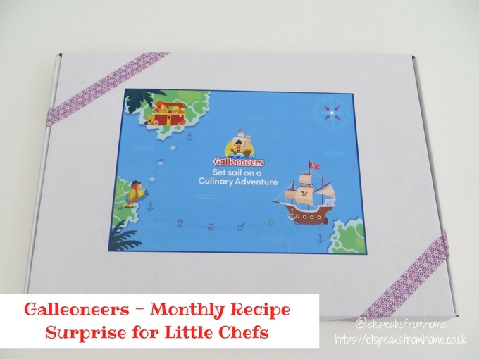 galleoneers monthly recipe