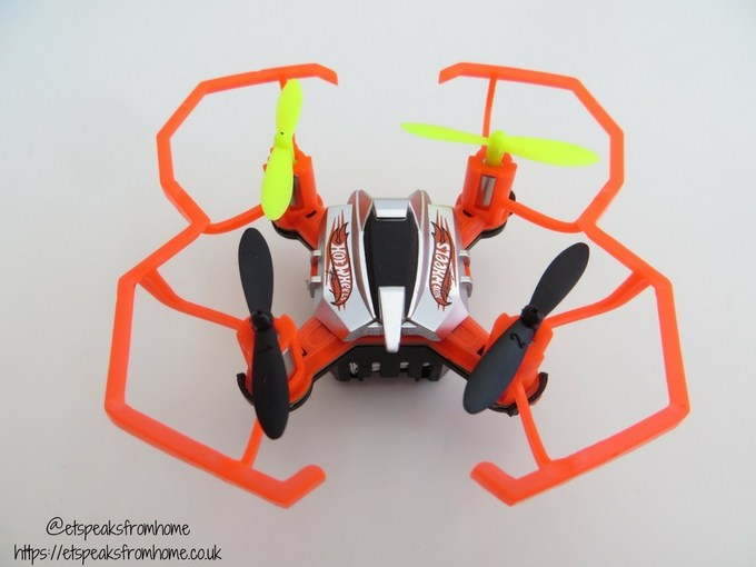 Hot Wheels RC Drone Racerz set