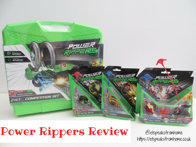 power rippers review