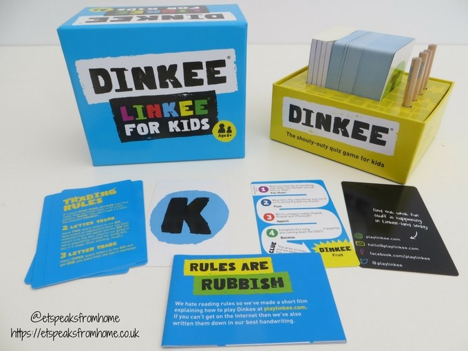 John Adams Ideal Game dinkee linkee