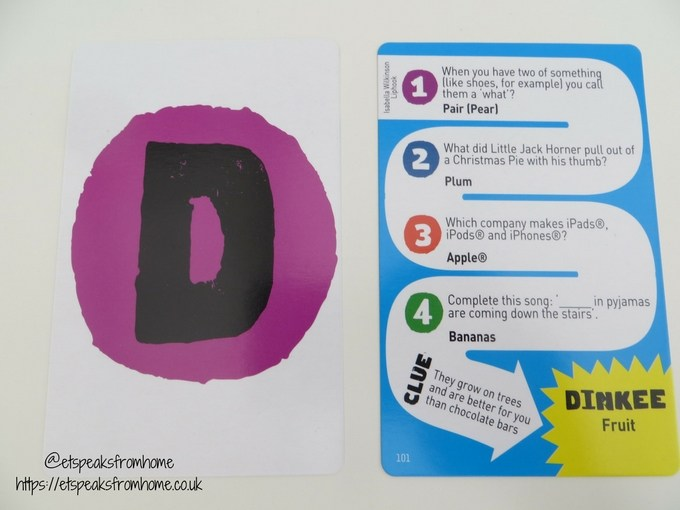 Ideal Dinkee Linkee for Kids Game from