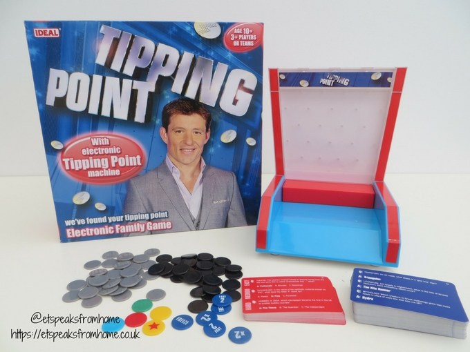 John Adams Ideal Game tipping point review