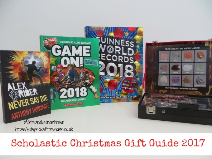 Scholastic Christmas Gift Guide