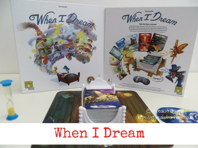 when i dream review