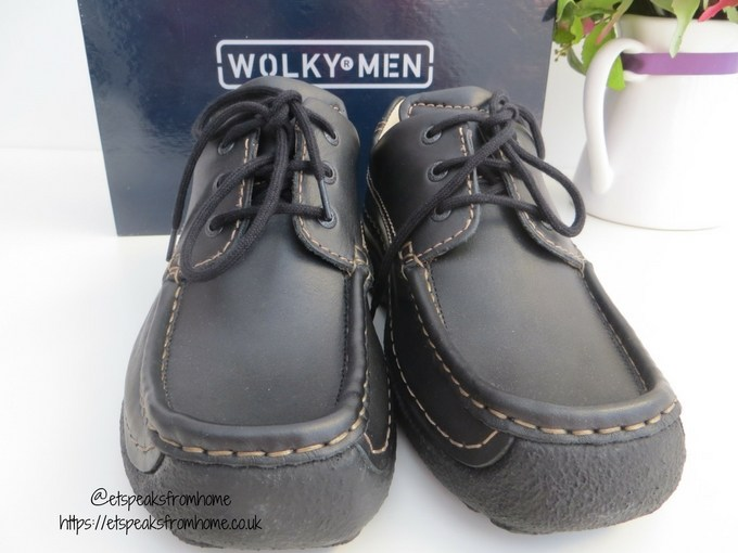 wolkyshop wolky shoe roll shoe black oiled leather review