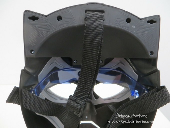 Black Panther Vibranium Mask back