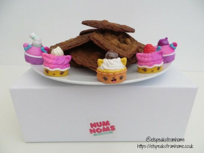 Num Noms Festive Baker Challenge series 4 cookies
