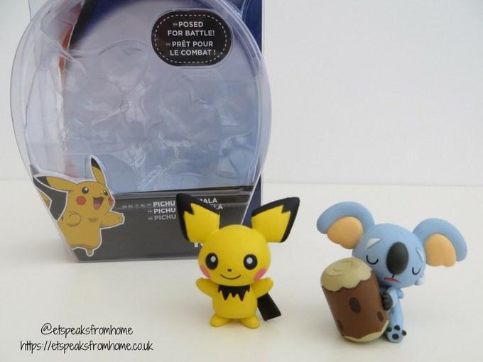 Pokémon Gift Guide 2017 battle figures