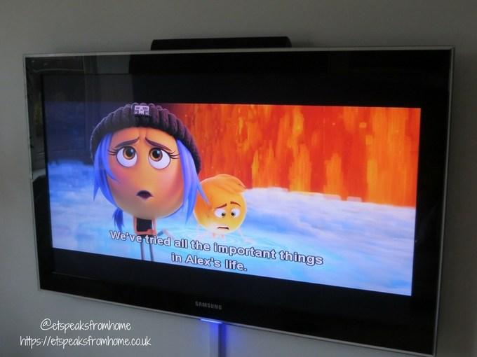 The Emoji Movie Review meh