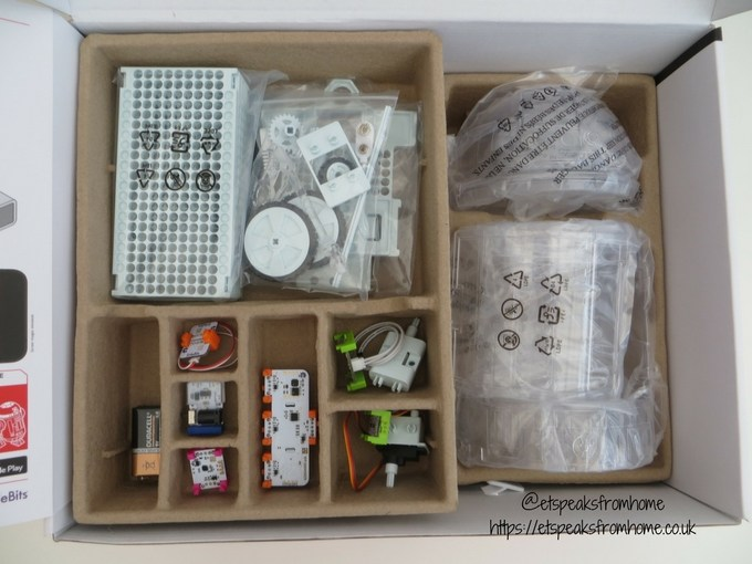 littleBits Star Wars Droid Inventor Kit unboxing