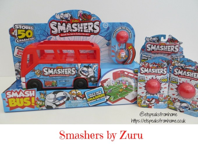 New Collectable Smashers by Zuru review