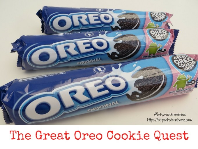 The Great Oreo Cookie Quest