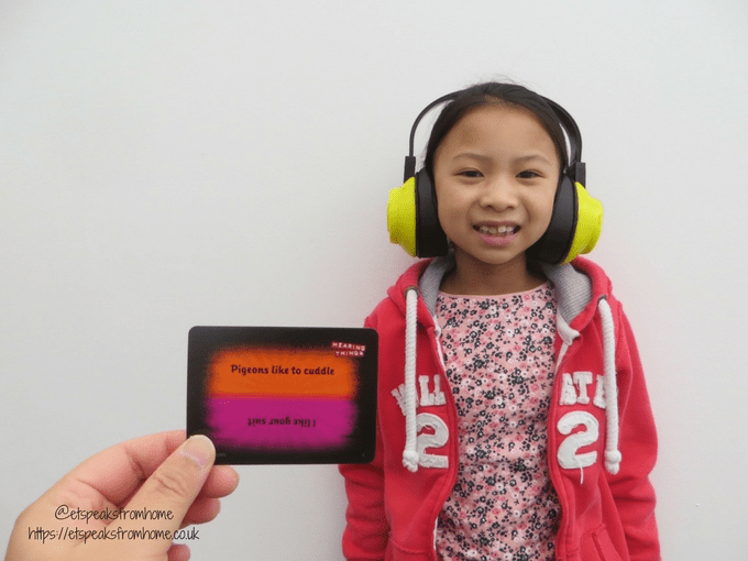 hearing things game review playing