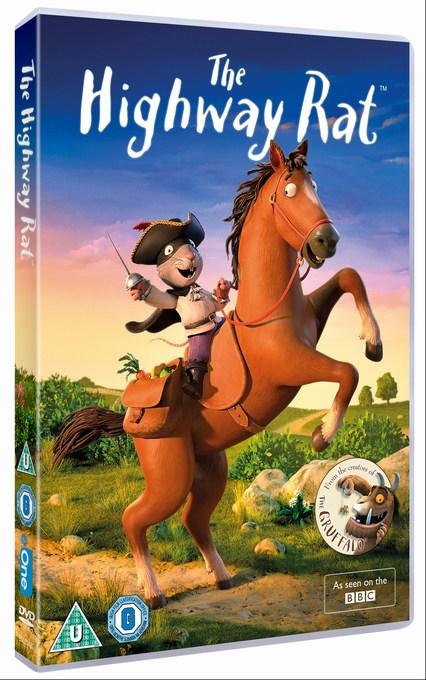 the highway rat dvd