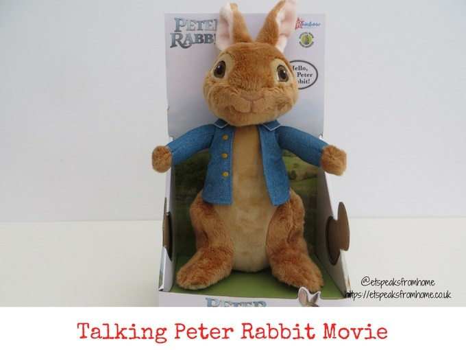 Talking Peter Rabbit Movie Review