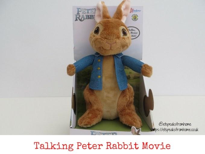Talking Peter Rabbit Movie Review