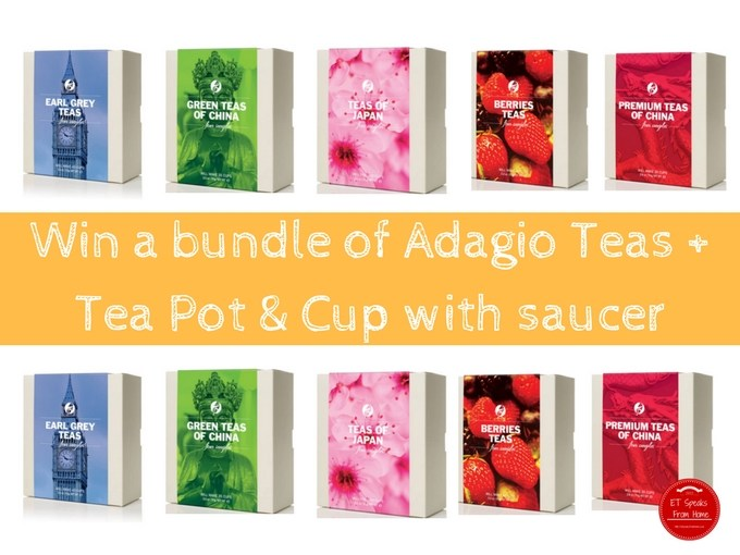 adagio teas giveaway