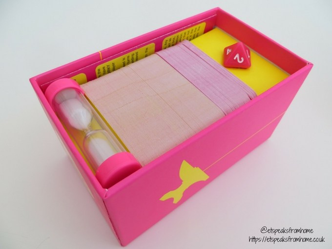 quirky game box