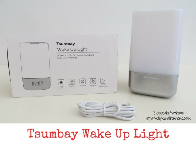 tsumbay wake up light