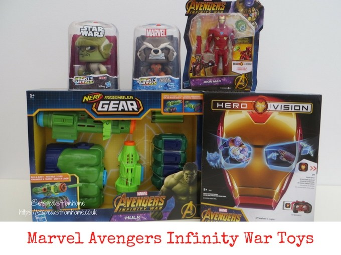 Marvel Avengers Infinity War
