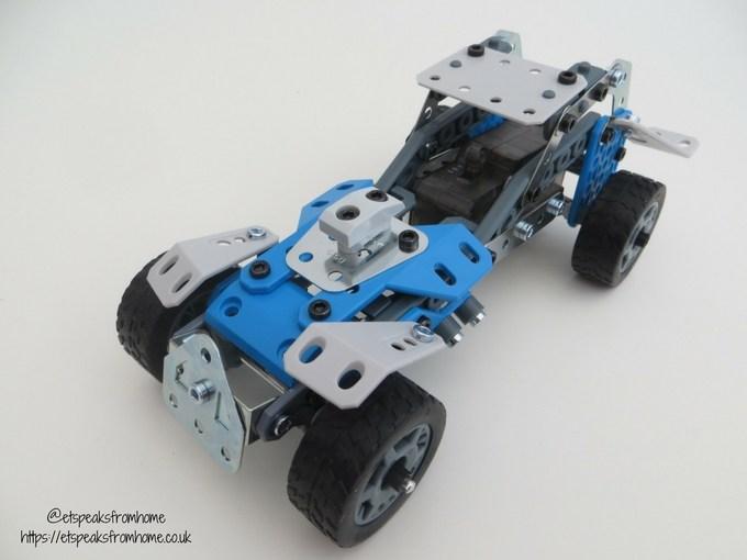 Meccano Rally Racer Set
