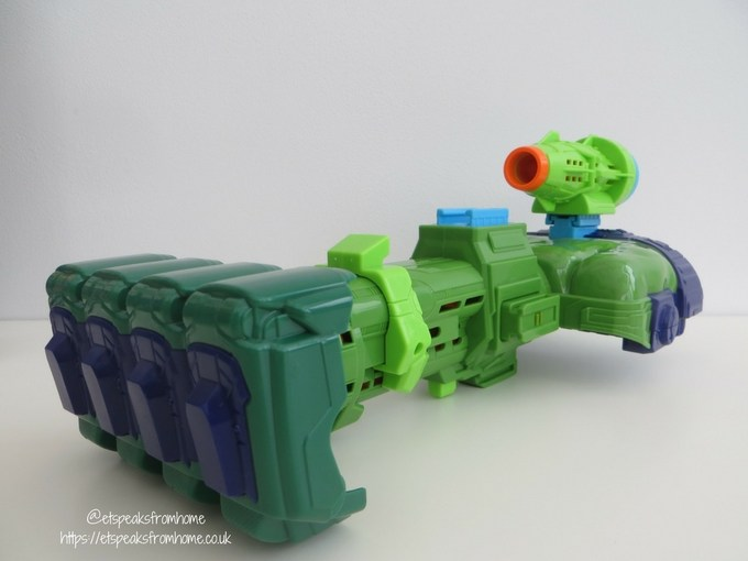 Nerf Assembler Gear Hulk extend