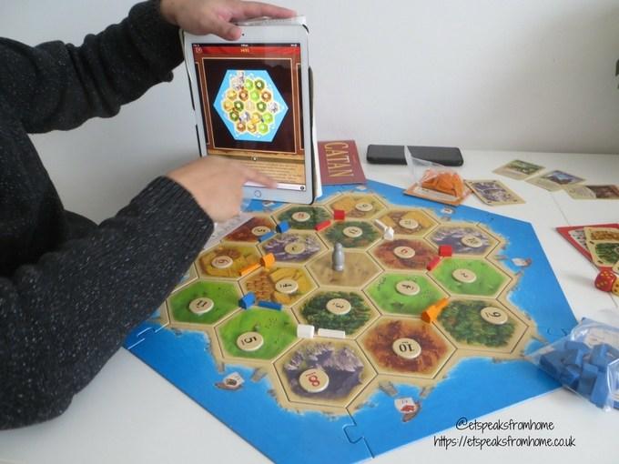 catan board game app