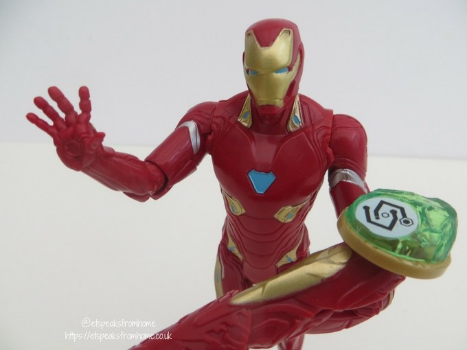 iron man infinity stone