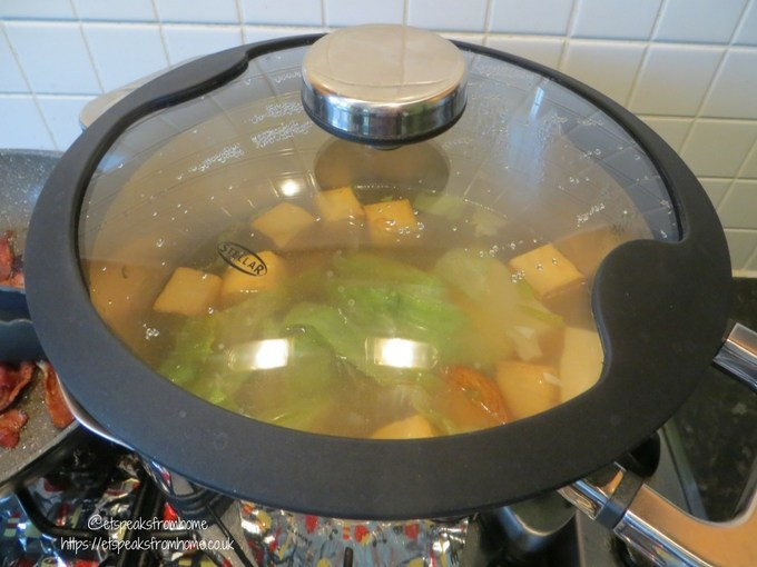 stellar stay cool stockpot 24cm used