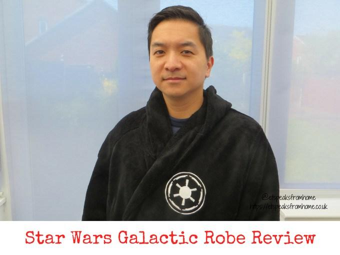 Star Wars Galactic Robe Review