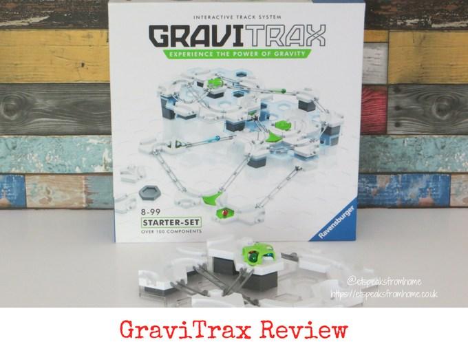 GraviTrax Starter Review