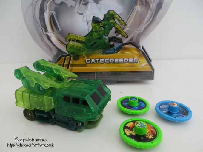 Screechers Wild Gatecreeper review