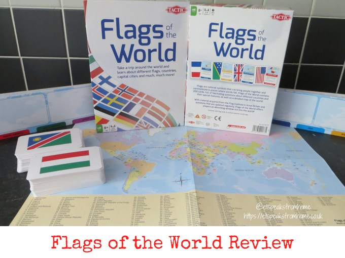 flags of the world review