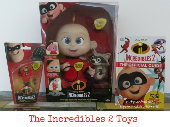 Incredibles 2 Toy from JAKKS Pacific