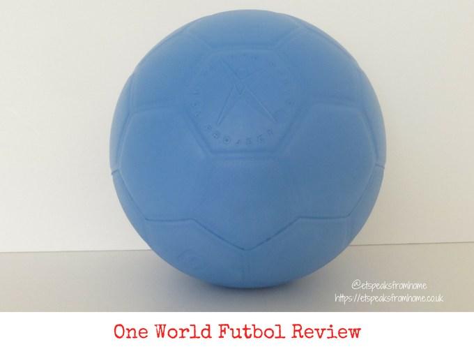 One World Futbol Review