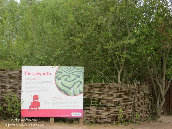Our Visit to Conkers fairy lalybrith
