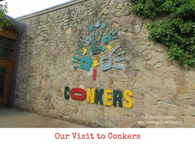 Our Visit to Conkers