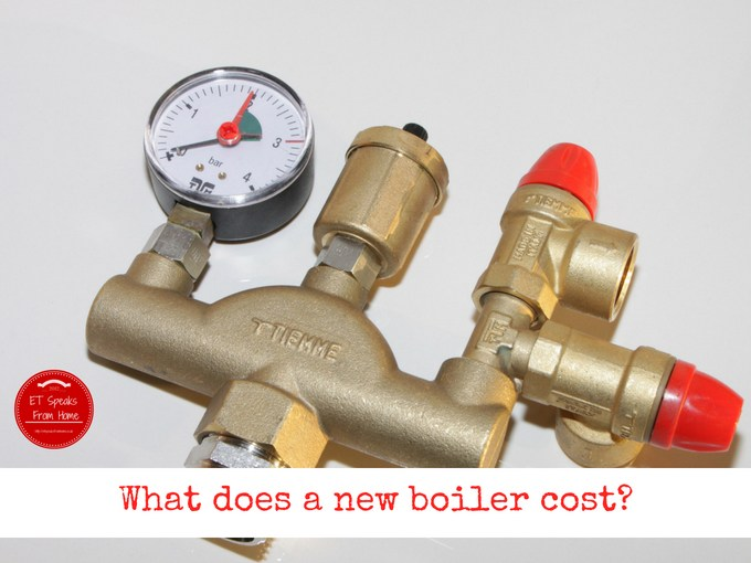 What does a new boiler cost