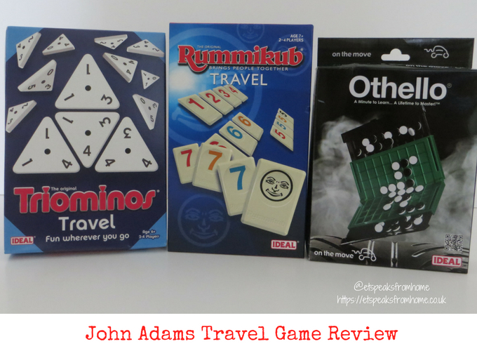 john adams travel games review