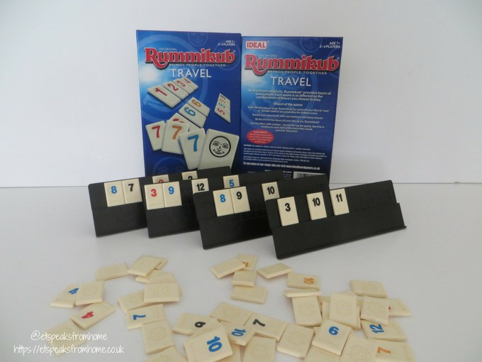 john adams travel games - rummikub travel