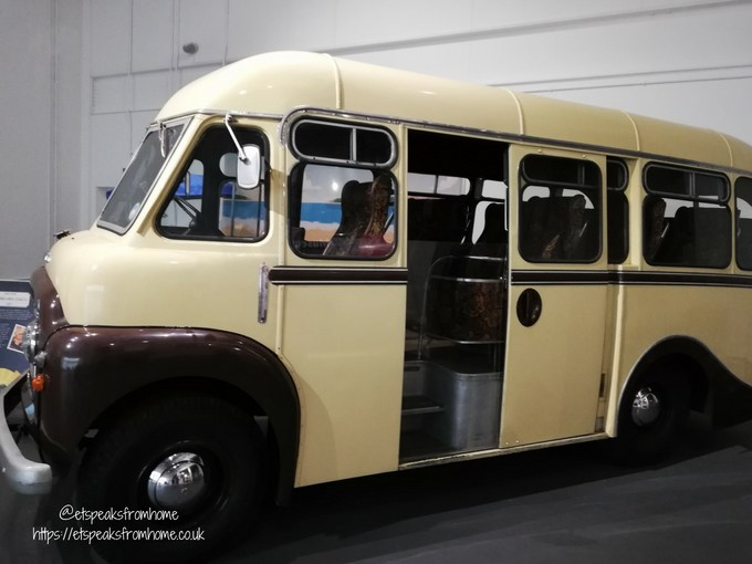 Coventry Transport Museum bus