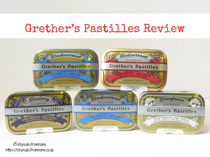 Grether's Pastilles Review