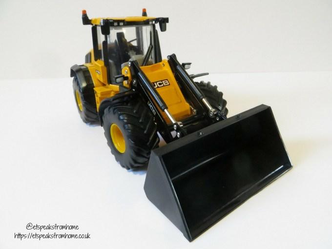 JCB Wheeled Loading Shovel bucket