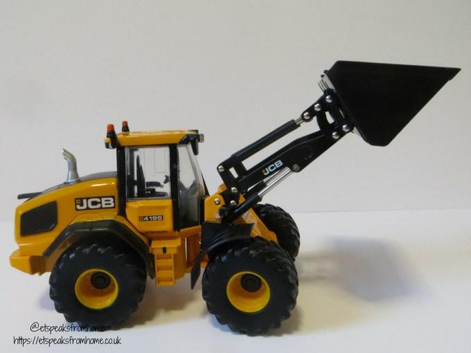 JCB Wheeled Loading Shovel