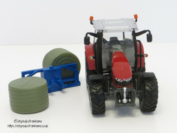 Massey Ferguson Tractor Playset front