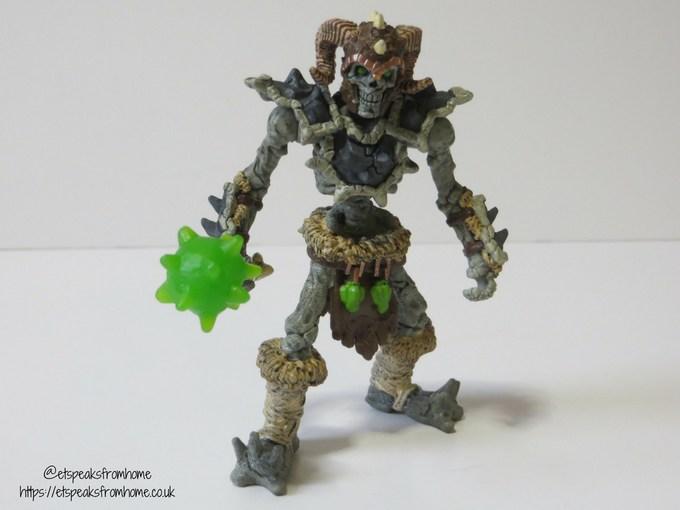 Schleich Stone Skeleton Eldrador Creatures