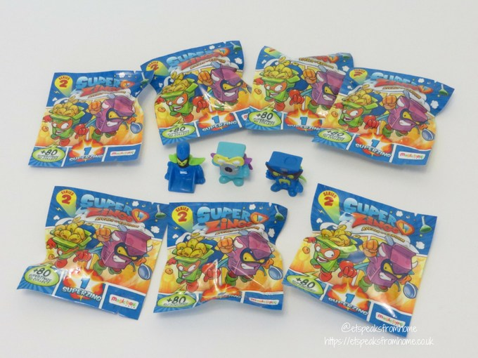 SuperZings series 2 blind bag